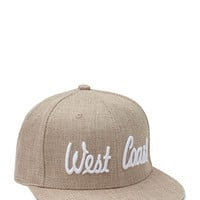 Best Coast Fitted Hat