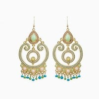 CHRISSANN EARRINGS