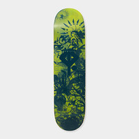 Ryan McGinness: Growing Handplants Skateboard | MoMA