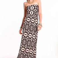 Desert Tribe Maxi Dress - LoveCulture