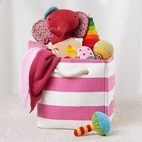 Jumbo Nod Baby Gift Set (Pink) in Gift Sets | The Land of Nod