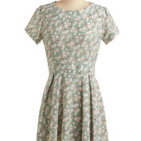 Living Pouf Dress | Mod Retro Vintage Dresses | ModCloth.com
