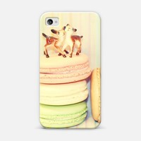 Deer Macarons | Design your own iPhonecase and Samsungcase using Instagram photos at Casetagram.com | Free Shipping Worldwide✈