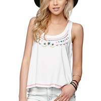 LA Hearts Embroidered Swing Tank at PacSun.com