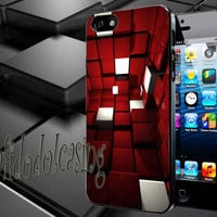 red and white room Case For iPhone 4/4s, iPhone 5/5S/5C, Samsung S3 i9300, Samsung S4 i9500 *rafidodolcasing*