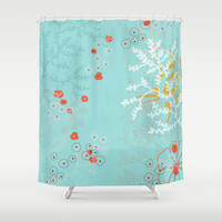 Under the Sea Shower Curtain by Simi Design