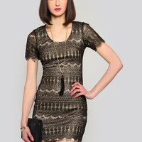 GATSBY LACE DRESS