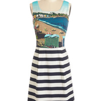 We'll Sea Dress | Mod Retro Vintage Dresses | ModCloth.com