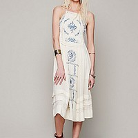 Free People Womens Diamonds in the Sky Dress -