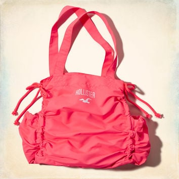 Hollister Sport Gym Bag