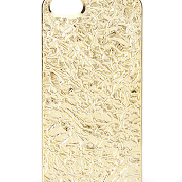 Crushed Metallic Phone Case