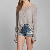 Kali Drapey Knit Top