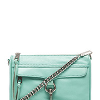 Rebecca Minkoff Mini MAC in Minty from REVOLVEclothing.com