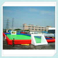 Ft03 New Inflatable Water Soccer Field For Sale - Buy Inflatable Soccer Field,Inflatable Water Soccer Field,New Inflatable Soccer Field For Sale Product on Alibaba.com