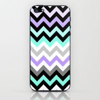 Chevron #14 iPhone & iPod Skin by Ornaart
