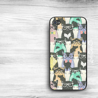Cats iPhone 5s Case / iPhone 5 Case / iPhone 4s Case / iPhone 4 Case / Samsung Galaxy S3 S4 Case / iPad Case