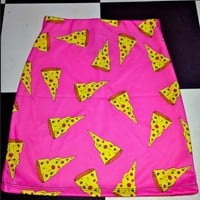 SWEET LORD O'MIGHTY! BARBIE PIZZA SKIRT
