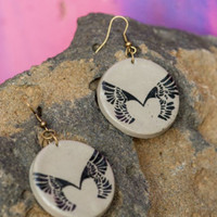 PLACEBO (WINGS) EARRINGS