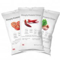 Simply Protein Chips - 3 Bag Sample Pack