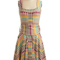Who's the Bossa Nova Dress | Mod Retro Vintage Dresses | ModCloth.com