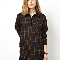 ASOS Vintage Reclaimed Check Shirt