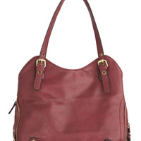 All A-Bordeaux Bag | Mod Retro Vintage Bags | ModCloth.com