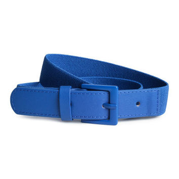 Elastic Belt - from H&M
