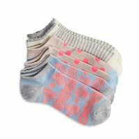 AEO PRINTED SOCK 3-PACK