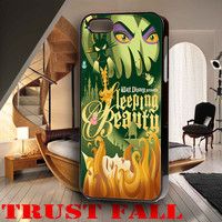 Sleping Beauty for iPhone 4, iPhone 4s, iPhone 5 /5s/5c, Samsung Galaxy S3, Samsung Galaxy S4 Case