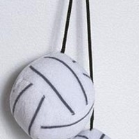 Midwest Volleyball Warehouse - Hanging Fuzzy Volleyballs - 12 Pack