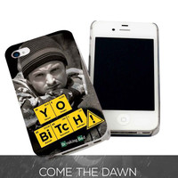 Breaking Bad Yo Bitch for iPhone 4, iPhone 4s, iPhone 5 /5s/5c, Samsung Galaxy S3, Samsung Galaxy S4 Case