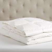 NATURAL DOWN-BLEND COMFORTER