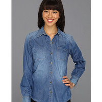 Lucky Brand Glenmore Chambray Shirt