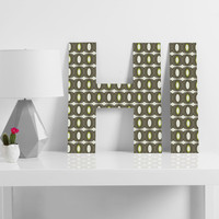 Heather Dutton Chillout Decorative Letters