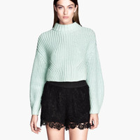 Cropped jumper - from H&M