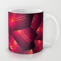 Unique Abstract Mug by Danflcreativo