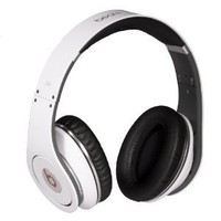 Beats by Dr. Dre Studio White Over-Ear Headphones from Monster