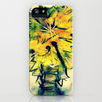 Nr. 521 iPhone & iPod Case by Annabella Rharbaoui