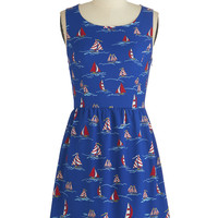 On the Open Seas Dress | Mod Retro Vintage Dresses | ModCloth.com