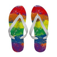 Cute and Fun Abstract Rainbow Pattern