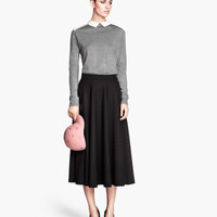 Bell Skirt - from H&M