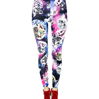 Space Cats Leggings