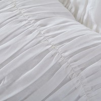 Vintage Antique Chic Duvet Cover (White) in Quilts & Duvet Covers | The Land of Nod