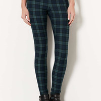 Blackwatch Check Leggings