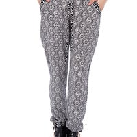 Papaya Clothing Online :: BOHO PRINTED HAREM PANTS