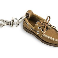 Authentic Original Classic Brown Boat Shoe Key Chain
