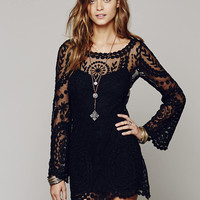 Free People Merrie's Limited Edition Mirror Dress