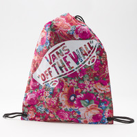 Multi Floral Printed Benched Bag