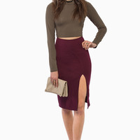 Reaching High Notes Skirt $32