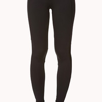 Reflective Skinny Performance Leggings